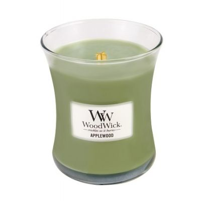 Woodwick Medium Candle Applewood