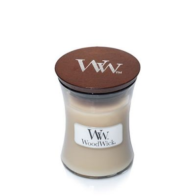 woodwick at the beach mini candle geurka