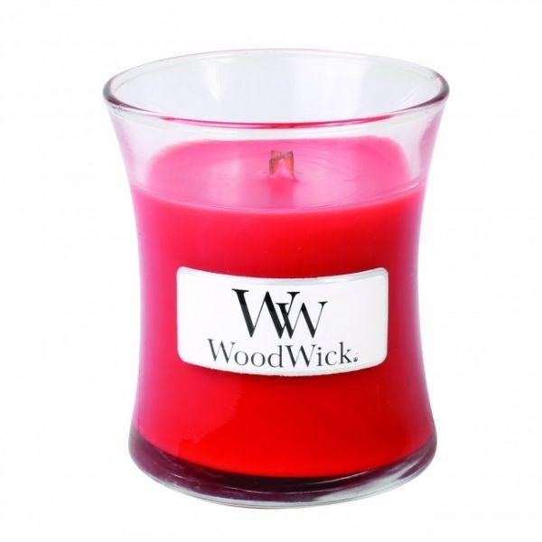 Woodwick Mini Candle Cranberry Cider