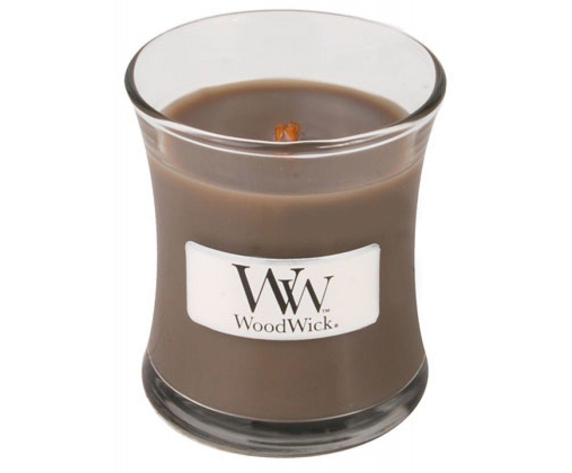 Woodwick Mini Candle Sand and Driftwood