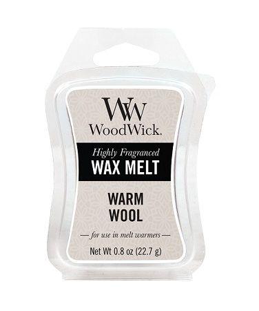 Woodwick Mini Wax Melt Warm Wool
