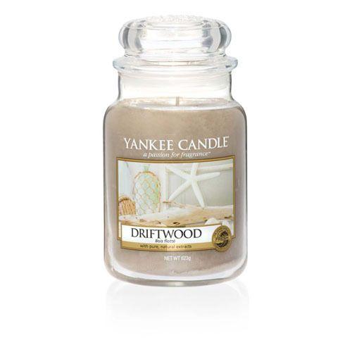 Yankee Candle Driftwood Large Jar