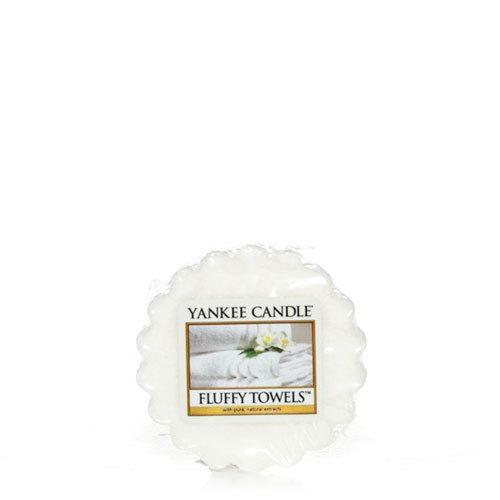 yankee candle fluffy towels tart geurkaars
