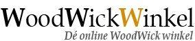 WoodWick Winkel Logo