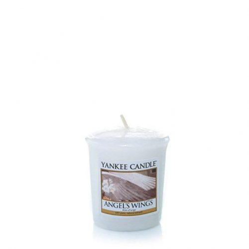 yankee candle angel's wings votive geurkaars