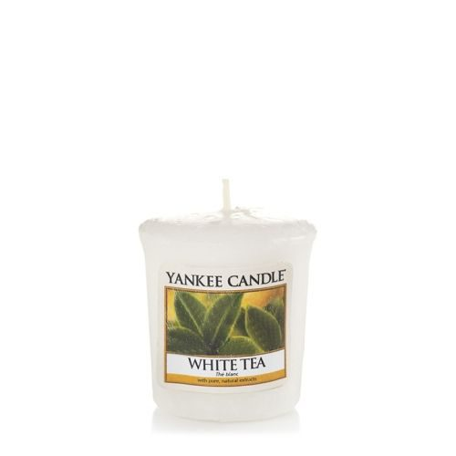 Yankee Candle White Tea Votive Geurkaars