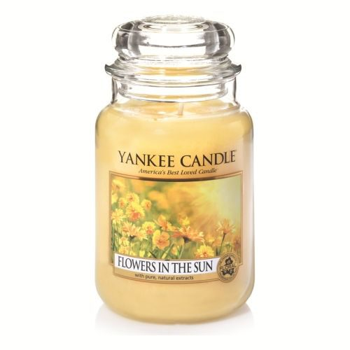 Yankee Candle Flowers in the Sun Large Jar