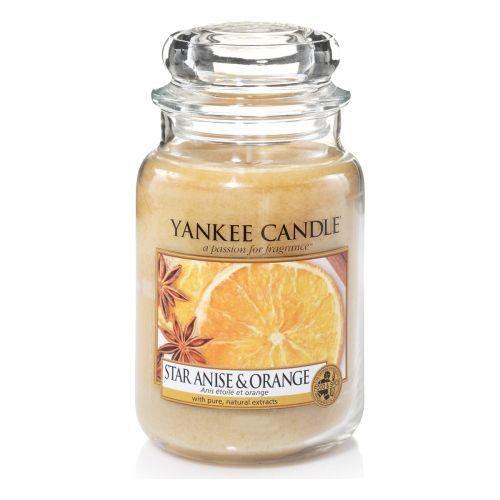 Yankee Candle Star Anise Orange Large Jar