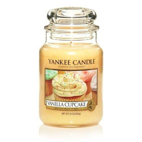 Yankee Candle Vanilla Cup Cake Large Jar