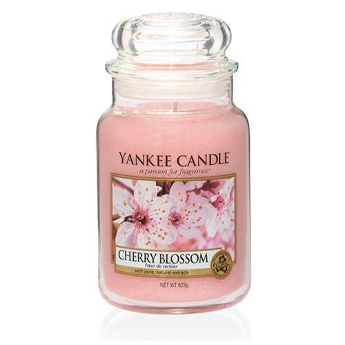 Yankee Candle Cherry Blossom Large Jar