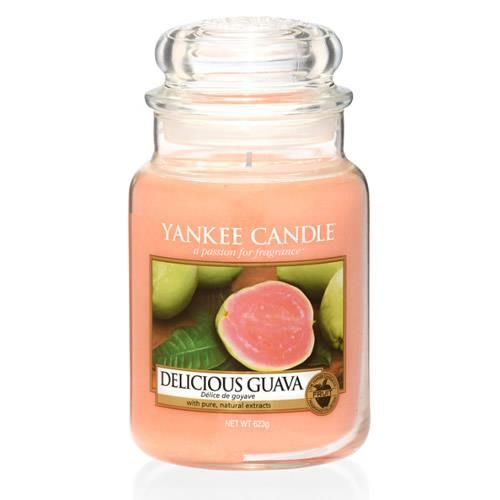 Yankee Candle Delicious Guave Large Jar