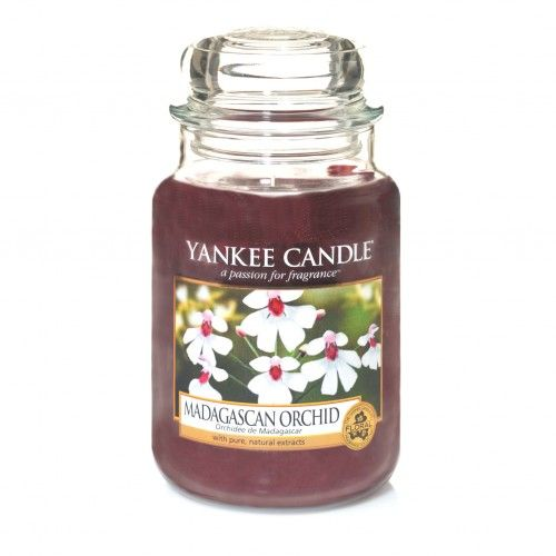 Yankee Candle Madagascan Orchid Large Jar