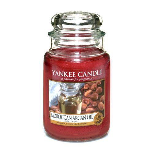 Yankee Candle Moroccan Argan Oil Large Jar