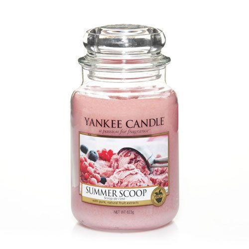 Yankee Candle Summer Scoop Large Jar