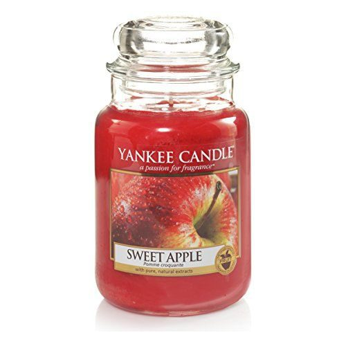 Yankee Candle Sweet Apple Large Jar