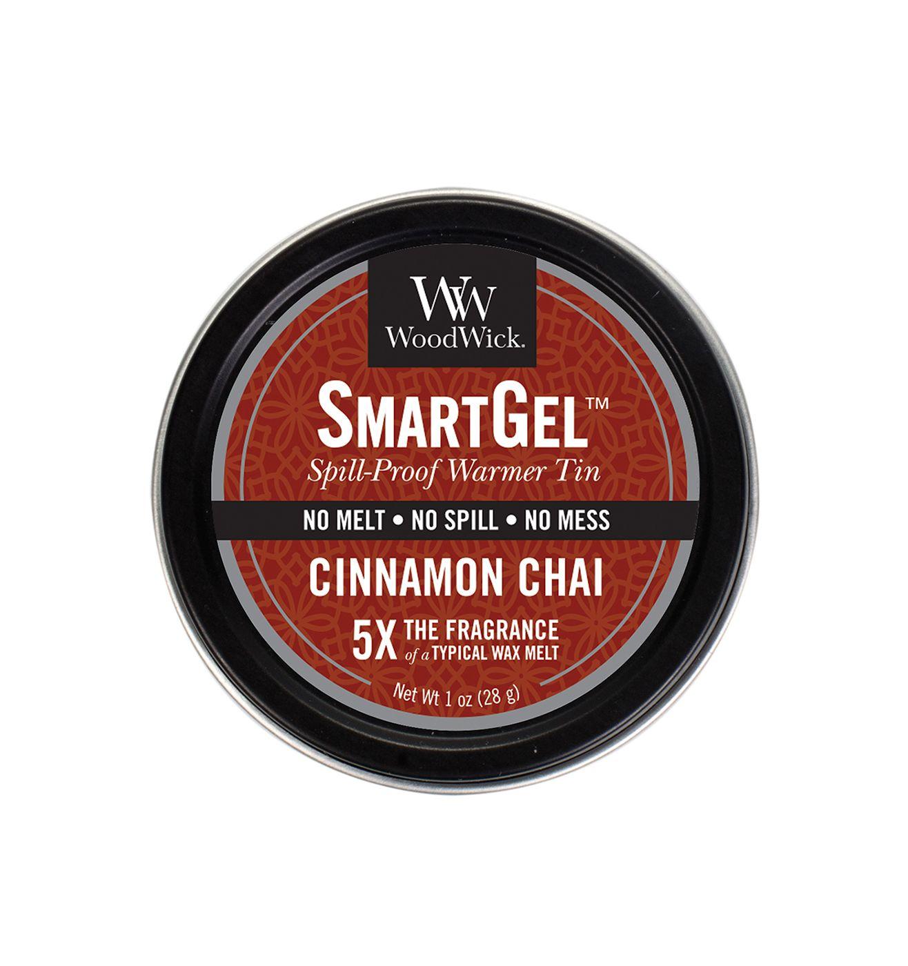 Woodwick Smart Gel Cinnamon Chai