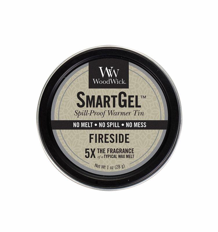 Woodwick Smart Gel Fireside