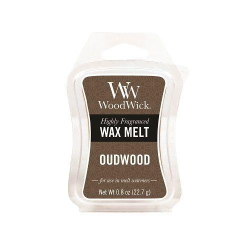 Woodwick Mini Wax Melt Oudwood