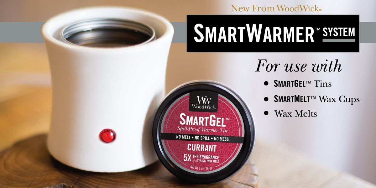 woodwick smart gel
