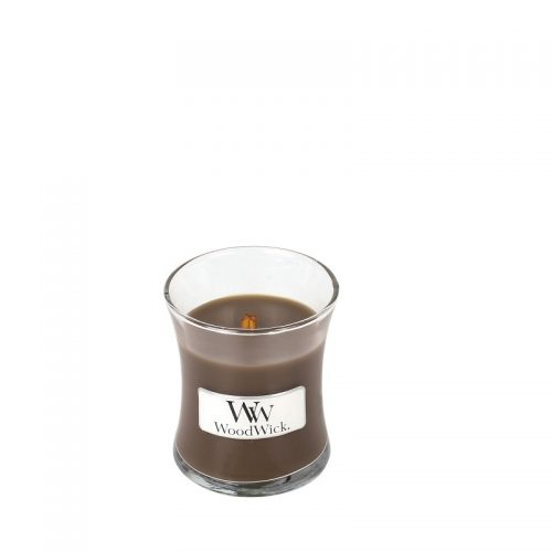 Woodwick Amber Incense Mini Candle