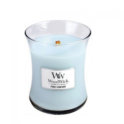 Woodwick Pure Comfort Medium Candle Geurkaars