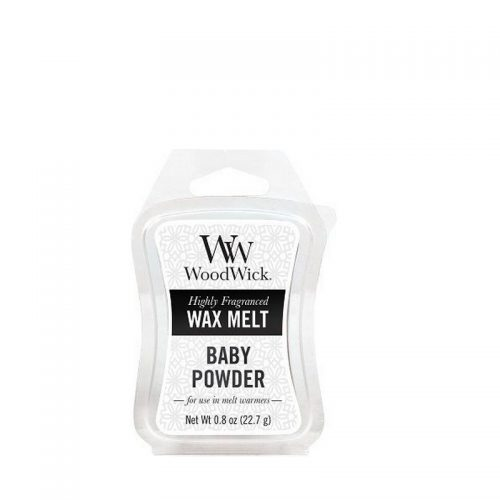 Woodwick Baby Powder Mini Wax Melt