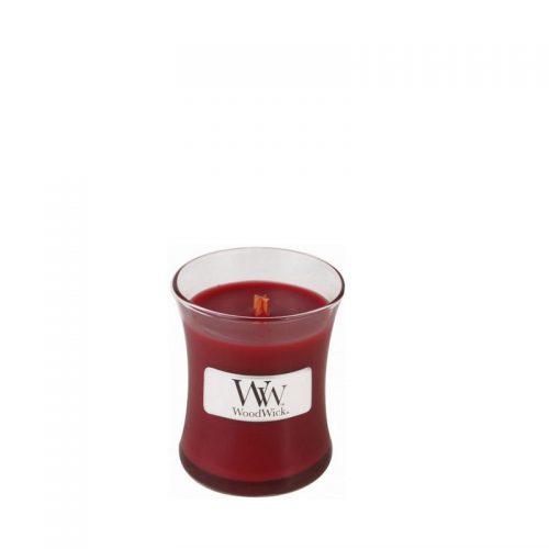 Woodwick Cinnamon Chai Mini Candle