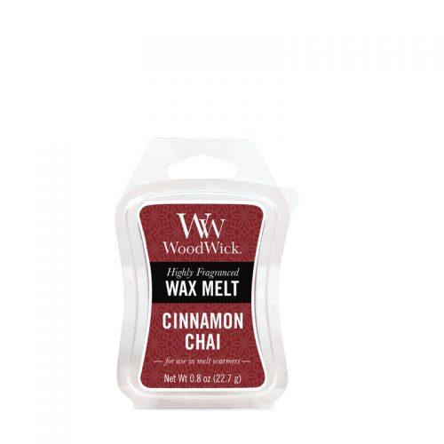 Woodwick Cinnamon Chai Mini Wax Melt