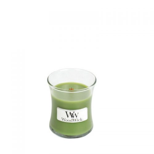 Woodwick Evergreen Mini Candle