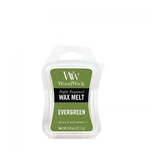 Woodwick Evergreen Mini Wax Melt