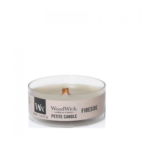 Woodwick Fireside Petite Candle