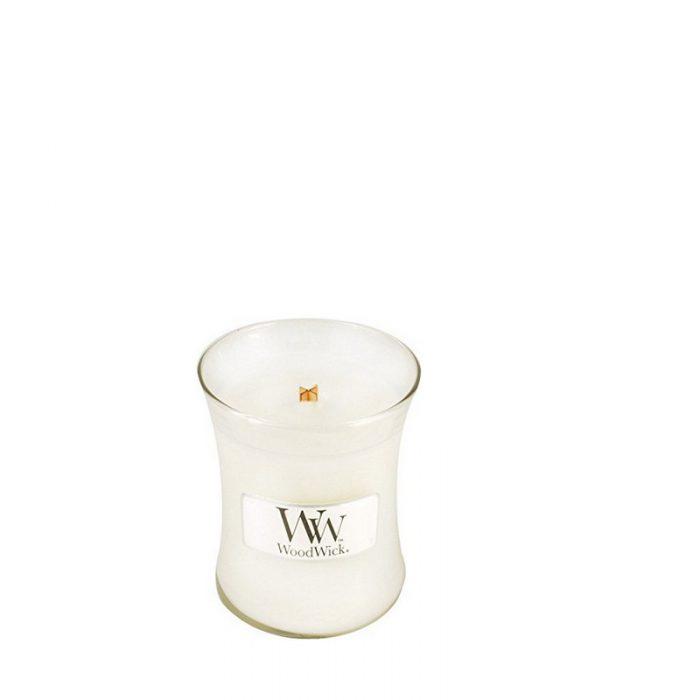 Woodwick Island Coconut Mini Candle