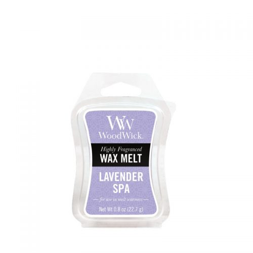 Woodwick Lavender Spa Mini Wax Melt