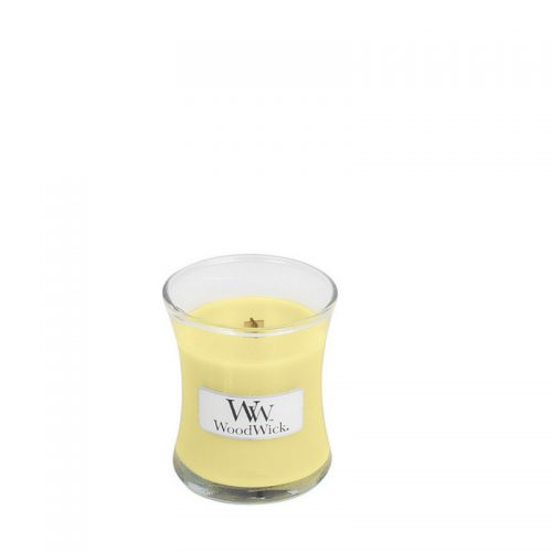 Woodwick Lemongrass & lily Mini Candle