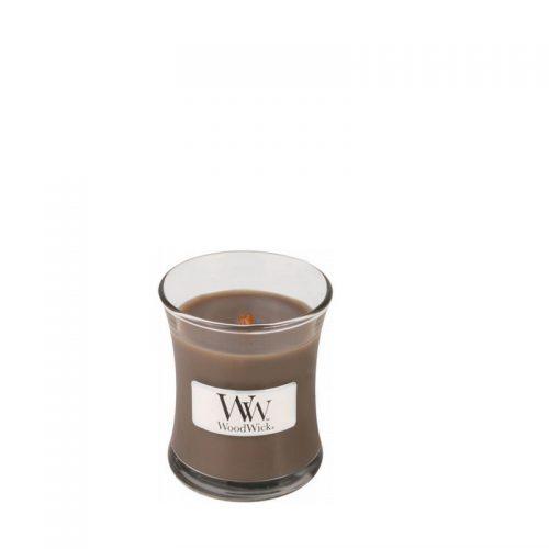 WoodWick Sand and Drifwood Mini Candle