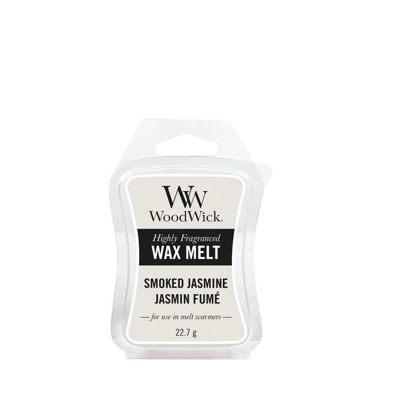 Woodwick Smoked Jasmine Mini Wax Melt