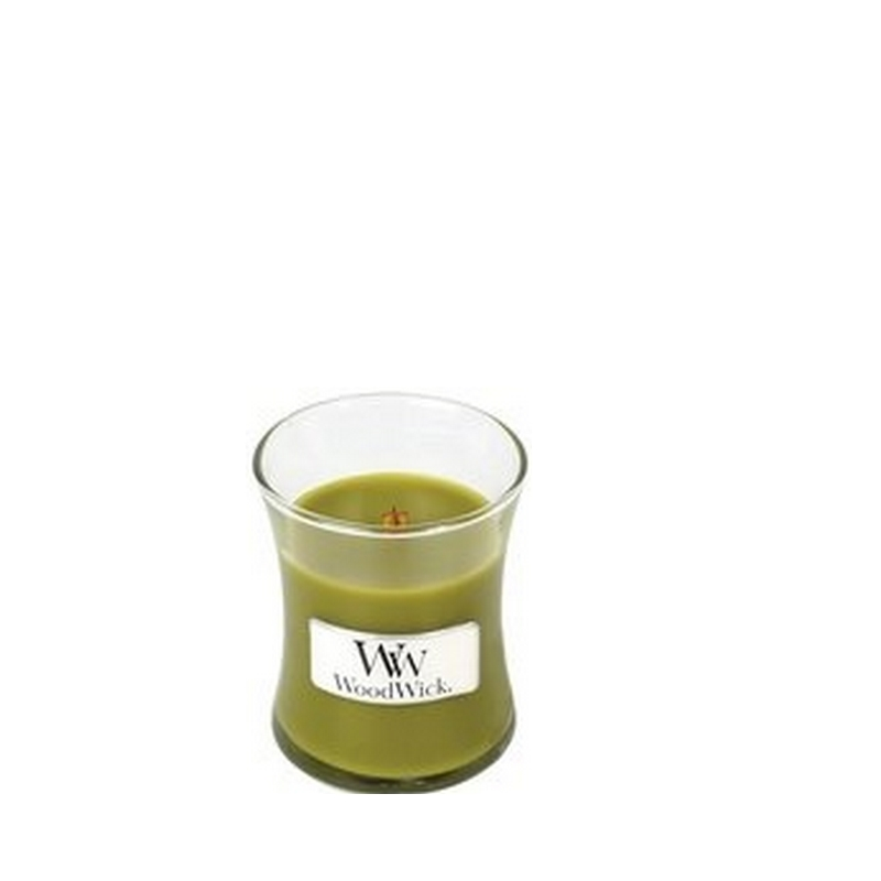 Woodwick Tranquilitea Mini Candle