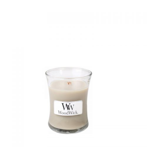 Woodwick Wood Smoke Mini Candle