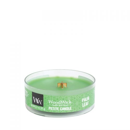 WoodWick Palm Leaf Petite Candle
