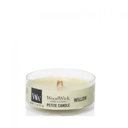 WoodWick Willow Petite Candle