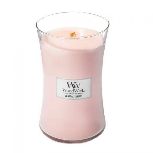 Woodwick Coastal Sunset Large Candle